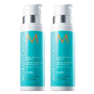 2x Moroccanoil Curl Defining Cream