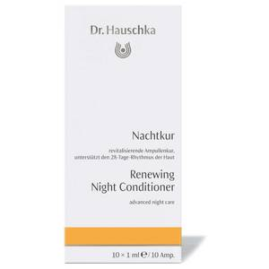 Dr. Hauschka Renewing Night Conditioner - 10 Ampoules