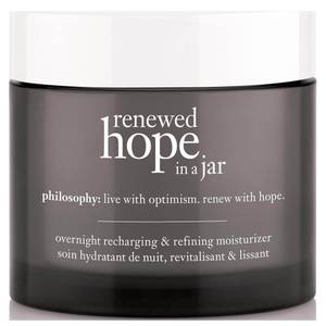 philosophy Renewed Hope In A Jar Overnight Recharging & Refining Moisturiser 60ml