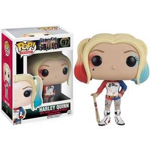 Suicide Squad Harley Quinn 3 Inch Funko Pop! Vinyl