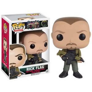 Figurine Rick Flagg Suicide Squad Funko Pop!