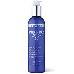 GlyDerm Hand and Body Lotion 10