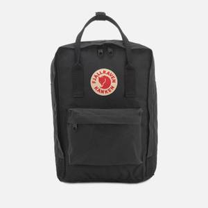 Fjallraven Kanken 13 Inch Laptop Backpack - Black