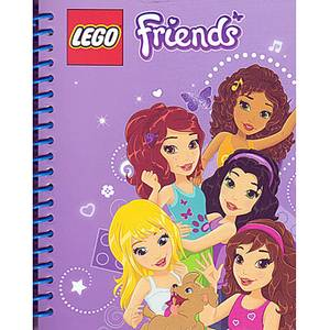 LEGO Friends: Mini Pocket Book (5002111)