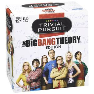 Trivial Pursuit Game - The Big Bang Theory Edition