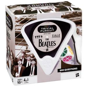 Trivial Pursuit Game - The Beatles Edition