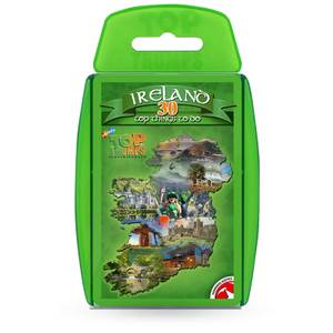 Top Trumps Card Game - Ireland 30 Things to Do Edition