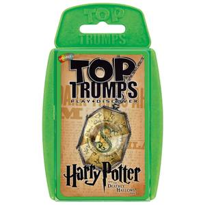 Top Trumps Card Game - Harry Potter and the Deathly Hallows 1 Edition