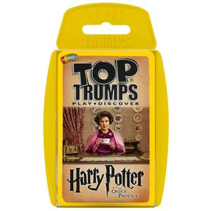 Top Trumps Card Game - Harry Potter and the Order of the Phoenix Edition