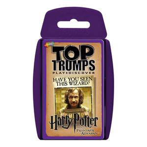 Top Trumps Card Game - Harry Potter and the Prisoner of Azkaban Edition