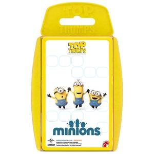 Top Trumps Card Game - Minions Edition