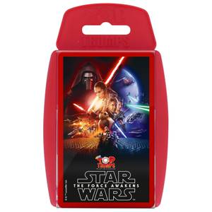Top Trumps Card Game - Star Wars: The Force Awakens Edition