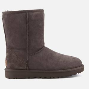 UGG Women's Classic Short II Sheepskin Boots - Chocolate