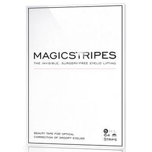 MAGICSTRIPES Paski liftingujące powieki 64 szt. – rozmiar S