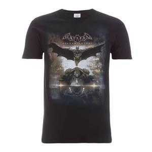 DC Comics Men's Batman Batmobile T-Shirt - Black