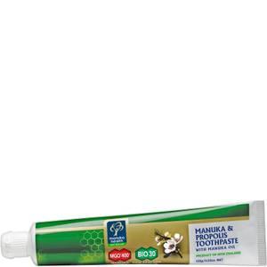 Própolis & MGO™ 400 Pasta de Dentes com Óleo de Manuka da Manuka Health 100 g