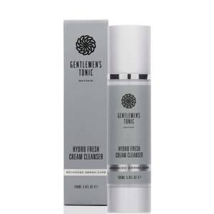 Gentlemen's Tonic Advanced Derma Care Hydro Fresh Cream Cleanser 100ml