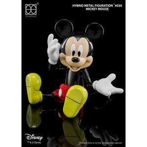 Disney Hybrid Metal Action Figure Mickey Mouse 14cm