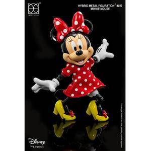 Disney Hybrid Metal Action Figure Minnie Mouse 14cm