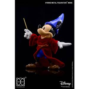 Disney Hybrid Metal Action Figure Sorcerer Mickey 21cm