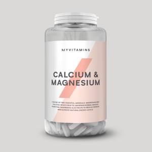 Myvitamins Calcium & Magnesium Tablets