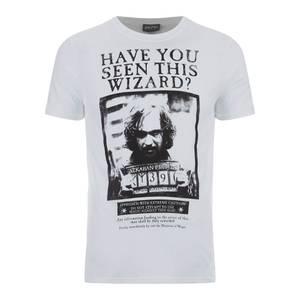 Harry Potter Men's Missing Wizard T-Shirt - White