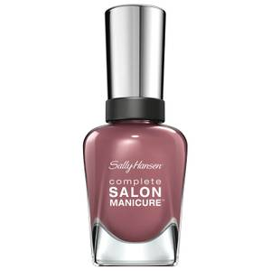 Sally Hansen Complete Salon Manicure 3.0 Keratin Strong Nail Varnish - Plums the Word 14.7ml