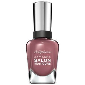 Sally Hansen Complete Salon Manicure 3.0 Keratin Strong Nail Polish - Plums the Word 14.7ml