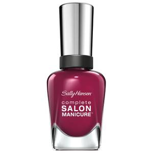 Sally Hansen Complete Salon Manicure 3.0 Keratin Strong Nail Varnish - Scarlet Fever 14.7ml