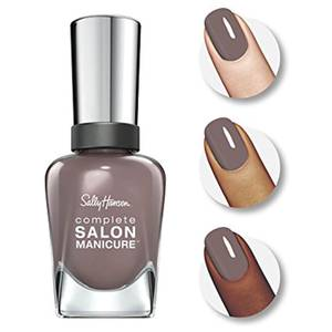 Sally Hansen Complete Salon Manicure 3.0 Keratin Strong Nail Polish - Commander in Chic 14.7ml