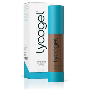 Lycogel Breathable Camouflage - Cocoa 20ml