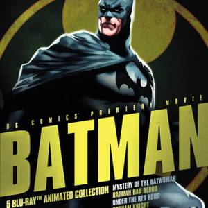 Batman Animated Boxset