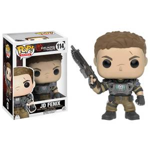 Figura Pop! Vinyl JD Fenix - Gears of War