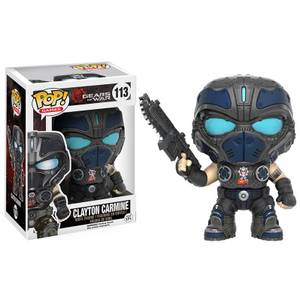 Figura Funko Pop! Clayton Carmine - Gears of War