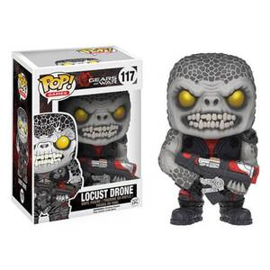 Gears of War Locust Drone Funko Pop! Vinyl