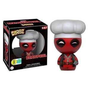 Chef Deadpool Dorbz Vinyl Figure SDCC 2016 Exclusive