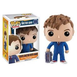 Doctor Who 10th Doctor with Hand Funko Pop! Vinyl