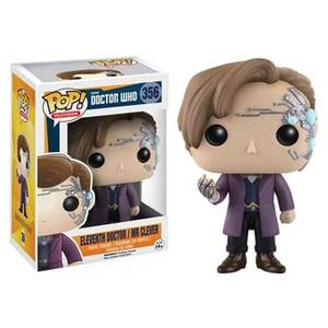 Doctor Who 11th Doctor as Mr. Clever Funko Pop! Vinyl