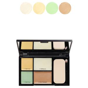mirenesse Studio Magic Coverall Concealer Palette - Red/Purple 10g