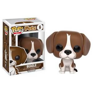 Pop! Pets Beagle Funko Pop! Vinyl