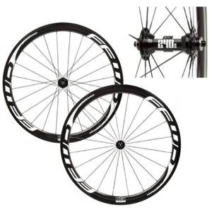Fast Forward F4R Carbon Tubular Rear Wheel - White Decals - Campagnolo