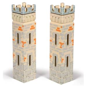 Papo Medieval Era: Weapon Master Castle - 2 Small Towers