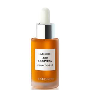 MÁDARA Superseed Age Recovery Organic Facial Oil 30ml