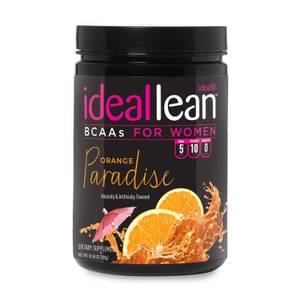 IdealLean BCAAs - Orange Paradise - 30 Servings