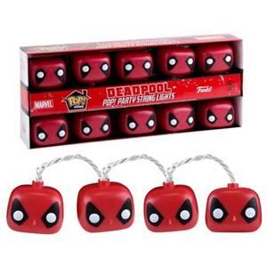 Deadpool Pop! Party String Lights