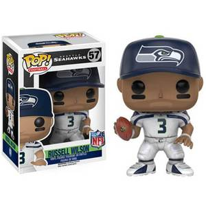 NFL Seattle Seahawks Russell Wilson Funko Pop! Vinyl