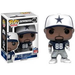 NFL Dallas Cowboys Dez Bryant Funko Pop! Vinyl