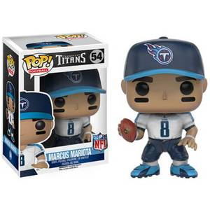 NFL Tennessee Titans Marcus Mariota Funko Pop! Vinyl