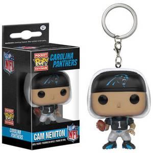 NFL Carolina Panthers Cam Newton Funko Pop! Keychain