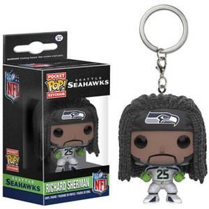 Llavero Pocket Pop! Seattle Seahawks Richard Sherman - NFL